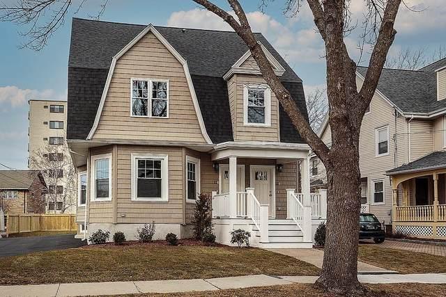 12 Palmer St B, Arlington, MA 02474 (MLS #72777530) :: Cosmopolitan Real Estate Inc.