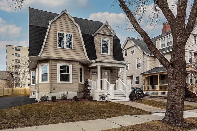 12 Palmer St A, Arlington, MA 02474 (MLS #72777536) :: Cosmopolitan Real Estate Inc.