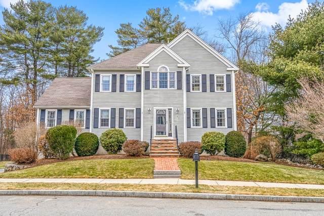 3 Aspen Ln, Stoneham, MA 02180 (MLS #72777577) :: Cosmopolitan Real Estate Inc.