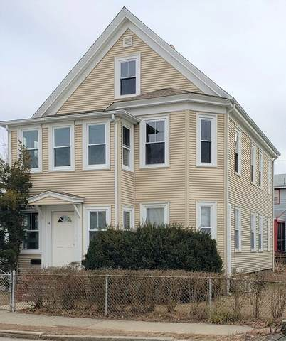 14 Eustis St, Quincy, MA 02170 (MLS #72777604) :: Parrott Realty Group