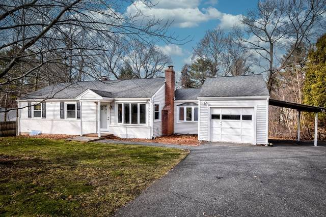 460 Old Connecticut Path, Wayland, MA 01778 (MLS #72777611) :: Parrott Realty Group