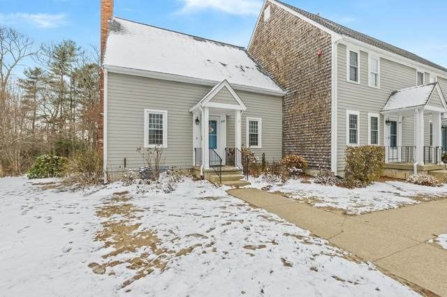 438 Twin Lakes Dr #438, Halifax, MA 02338 (MLS #72777626) :: Re/Max Patriot Realty
