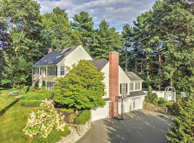 181 Johnny Cake St, North Andover, MA 01845 (MLS #72777652) :: Boylston Realty Group