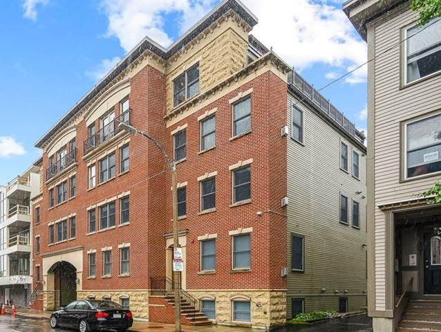 525 East 2nd St #7, Boston, MA 02127 (MLS #72777653) :: Exit Realty