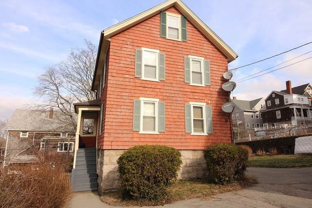 36 French St, Fall River, MA 02720 (MLS #72777737) :: RE/MAX Vantage