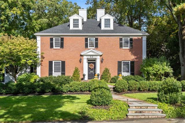23 Plymouth Road, Wellesley, MA 02481 (MLS #72777741) :: Boston Area Home Click