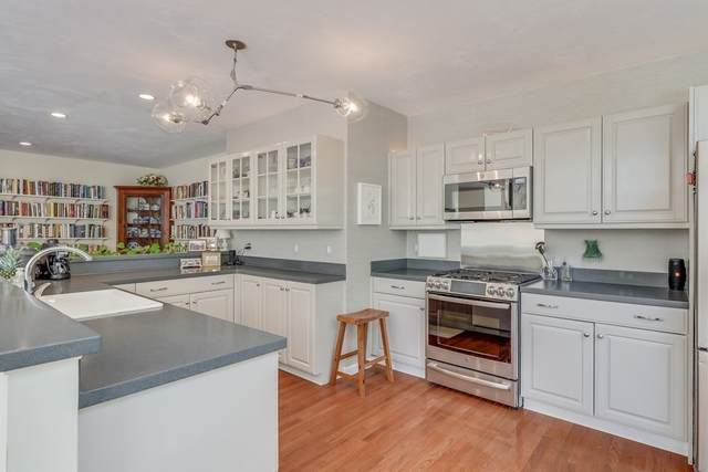 127 Bradstreete Crossing #127, Plymouth, MA 02360 (MLS #72777756) :: The Gillach Group