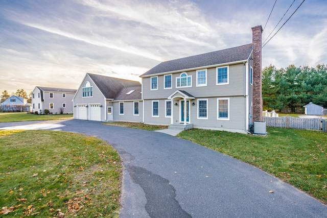 336 Chicopee Street, Granby, MA 01033 (MLS #72777764) :: Charlesgate Realty Group