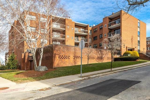 12 Mount Vernon St #16, Melrose, MA 02176 (MLS #72777779) :: Boylston Realty Group