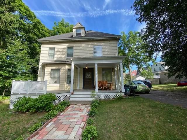 72 Walnut St, Arlington, MA 02476 (MLS #72777793) :: Cosmopolitan Real Estate Inc.