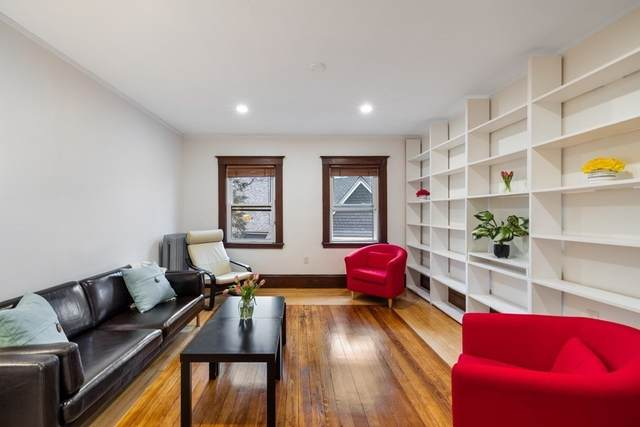 15 Powder House Ter #3, Somerville, MA 02144 (MLS #72777873) :: Cosmopolitan Real Estate Inc.