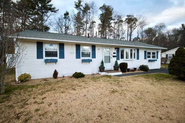 72 Josh Gray Rd, Rockland, MA 02370 (MLS #72777985) :: Trust Realty One