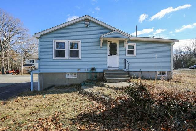 11 Black Point Rd, Webster, MA 01570 (MLS #72778005) :: Trust Realty One