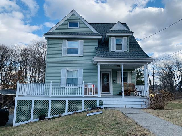 40 Randall Ave, Weymouth, MA 02189 (MLS #72778015) :: Trust Realty One