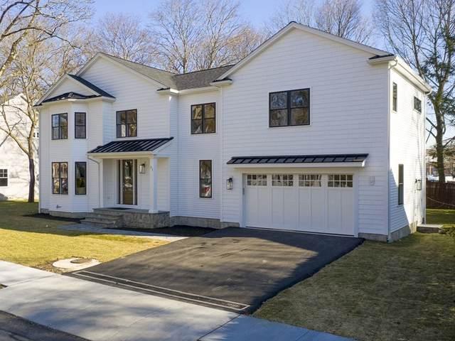 31 Moody Street, Newton, MA 02467 (MLS #72778025) :: Cosmopolitan Real Estate Inc.