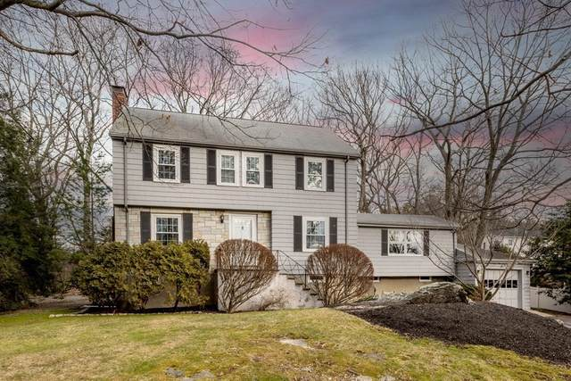 63 Hammond Pond Parkway, Brookline, MA 02467 (MLS #72778028) :: Exit Realty