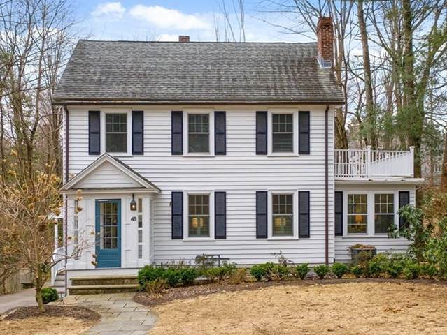 48 Hundreds Rd, Wellesley, MA 02481 (MLS #72778044) :: The Seyboth Team