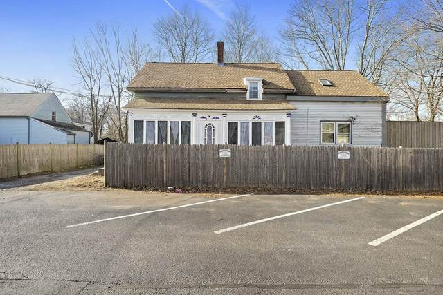 12 Fulton Place, Mansfield, MA 02048 (MLS #72778075) :: Welchman Real Estate Group