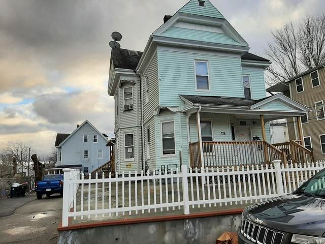 226 Green Street, Brockton, MA 02301 (MLS #72778085) :: The Seyboth Team