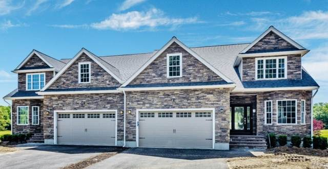 31 Cape Club Drive #23, Sharon, MA 02067 (MLS #72778108) :: Welchman Real Estate Group