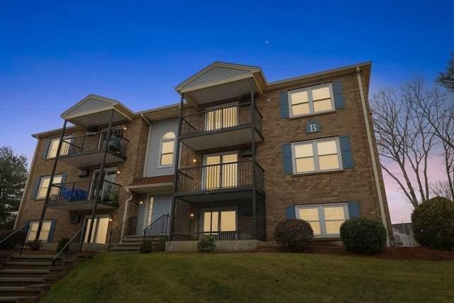610 S Franklin St B302, Holbrook, MA 02343 (MLS #72778114) :: Welchman Real Estate Group