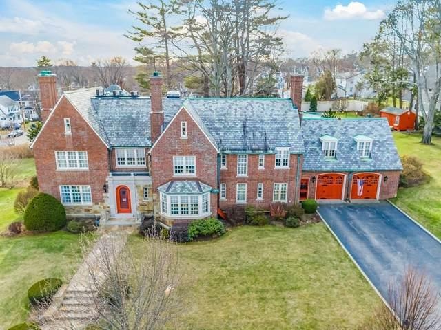56 Monatiquot Avenue, Braintree, MA 02184 (MLS #72778154) :: Welchman Real Estate Group
