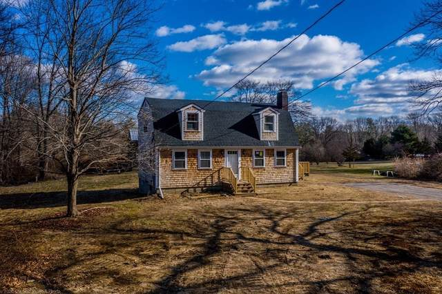 413 Hall St, Raynham, MA 02767 (MLS #72778155) :: Welchman Real Estate Group