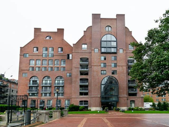 357 Commercial St #115, Boston, MA 02109 (MLS #72778164) :: Welchman Real Estate Group