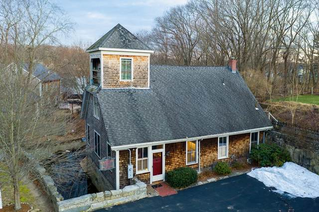 14 Iron Hill St, Weymouth, MA 02189 (MLS #72778185) :: Welchman Real Estate Group