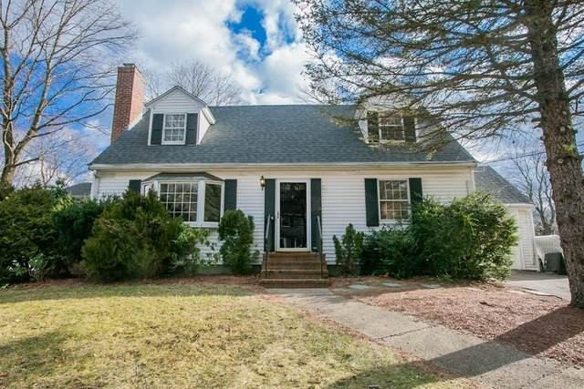 176 Colwell Dr, Dedham, MA 02026 (MLS #72778387) :: Welchman Real Estate Group