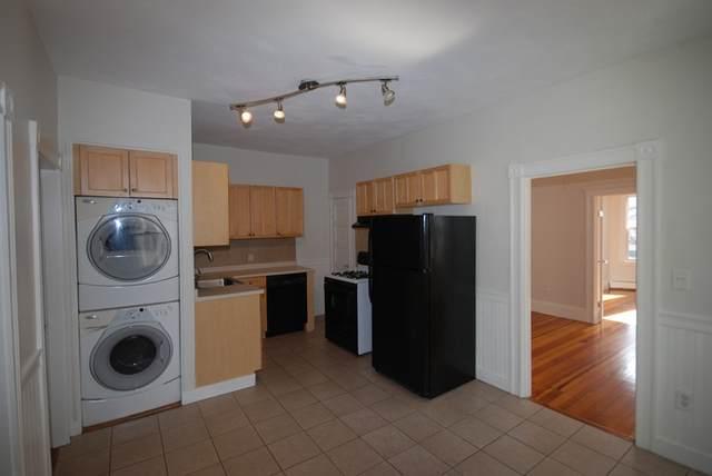26 Hancock St 2L, Salem, MA 01970 (MLS #72778463) :: Zack Harwood Real Estate | Berkshire Hathaway HomeServices Warren Residential