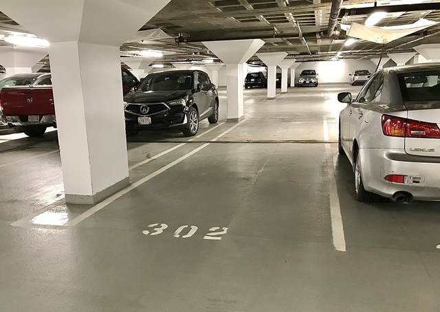 Space 302 Hawthorne Place Garage, Boston, MA 02114 (MLS #72778471) :: HergGroup Boston