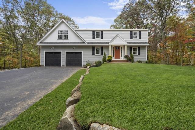 88 Fales Rd, North Attleboro, MA 02760 (MLS #72778497) :: Zack Harwood Real Estate   Berkshire Hathaway HomeServices Warren Residential