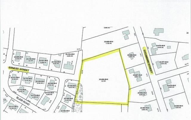 0 Ernest Street, Holbrook, MA 02343 (MLS #72778527) :: Alex Parmenidez Group