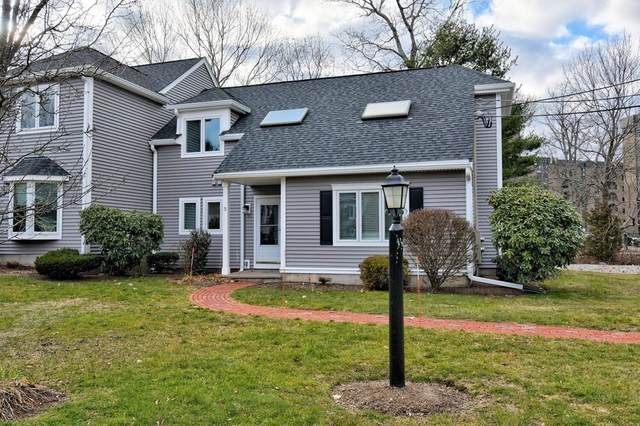 5 Old Quarry Dr #5, Weymouth, MA 02188 (MLS #72778534) :: Zack Harwood Real Estate | Berkshire Hathaway HomeServices Warren Residential
