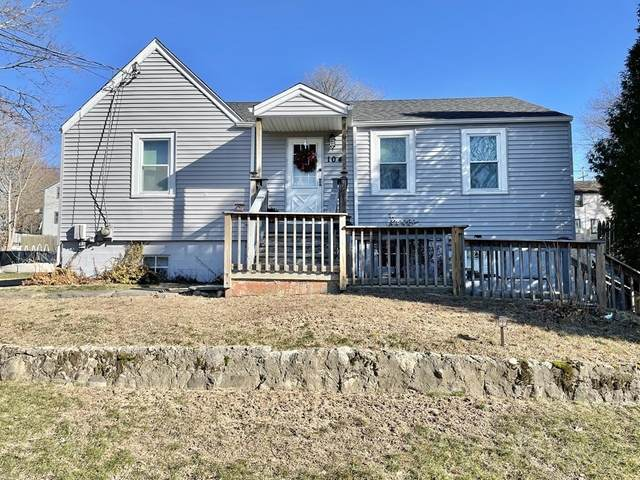 104 Worcester St, New Bedford, MA 02745 (MLS #72778539) :: Zack Harwood Real Estate   Berkshire Hathaway HomeServices Warren Residential