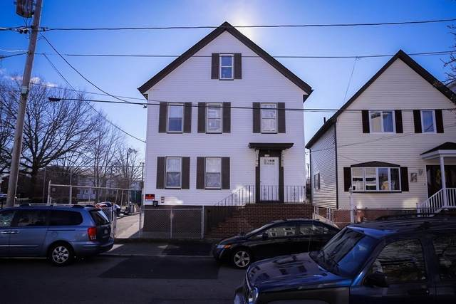 150 Blackmer St, New Bedford, MA 02744 (MLS #72778603) :: EXIT Cape Realty