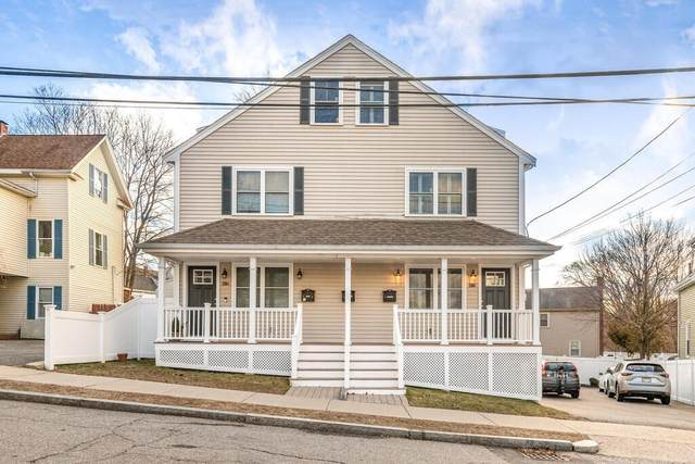 28 Richardson St B, Wakefield, MA 01880 (MLS #72778632) :: HergGroup Boston