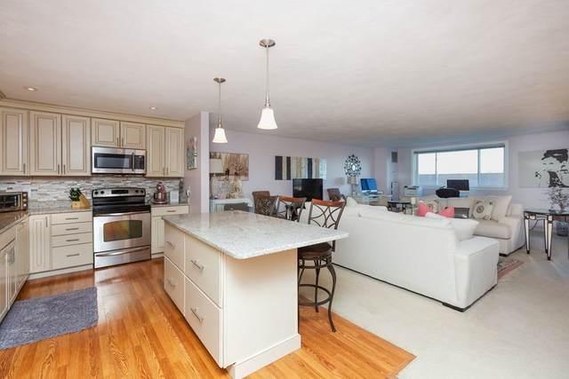 64 Broad Reach #107, Weymouth, MA 02191 (MLS #72778692) :: Westcott Properties
