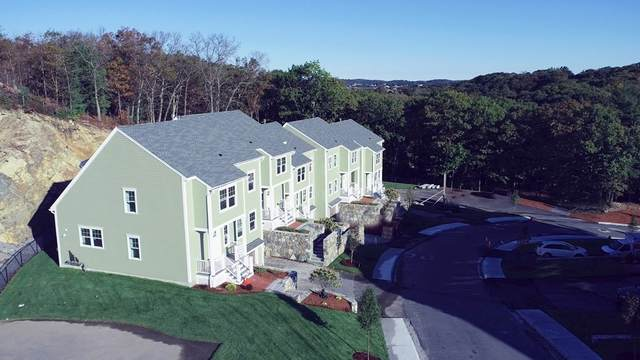 5 Blueberry Hill Lane #5, Melrose, MA 02176 (MLS #72778697) :: HergGroup Boston