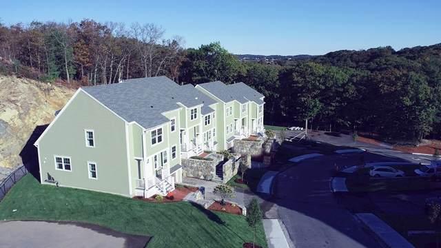5 Blueberry Hill Lane #5, Melrose, MA 02176 (MLS #72778697) :: Westcott Properties