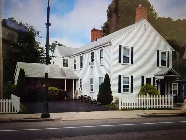 98 Commercial St, Weymouth, MA 02188 (MLS #72778700) :: Westcott Properties