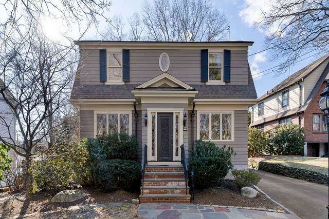 94 Prospect St, Belmont, MA 02478 (MLS #72778717) :: Dot Collection at Access