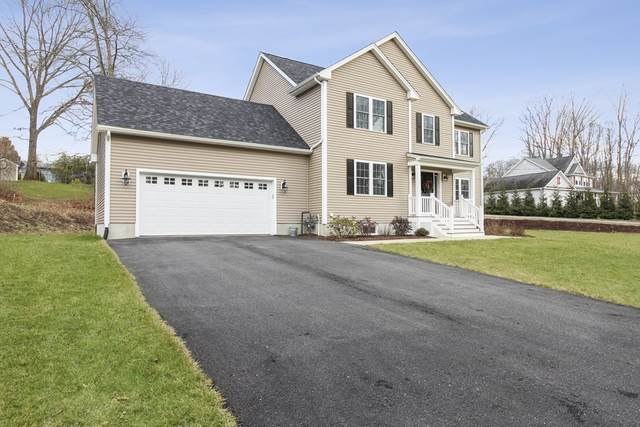 53 Kennedy Court, Cumberland, RI 02864 (MLS #72778718) :: Dot Collection at Access