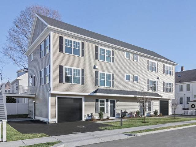 4 Boynton Street #1, Waltham, MA 02453 (MLS #72778721) :: Dot Collection at Access