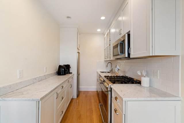 38 Linnaean Street #14, Cambridge, MA 02138 (MLS #72778750) :: Cosmopolitan Real Estate Inc.