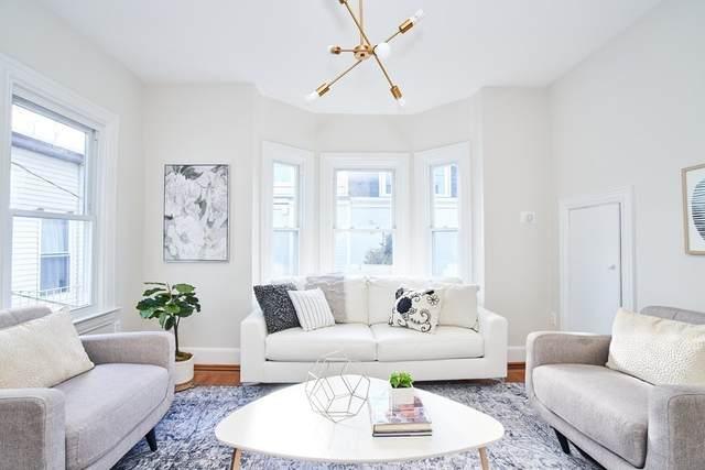 17 School St #2, Somerville, MA 02143 (MLS #72778818) :: Cosmopolitan Real Estate Inc.