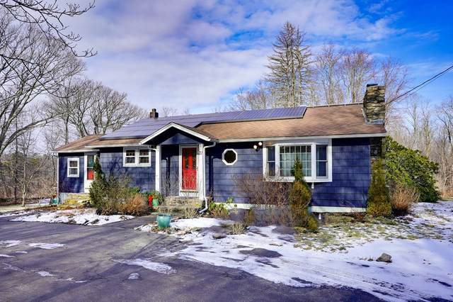 71 Wesson St, Grafton, MA 01536 (MLS #72778832) :: Westcott Properties