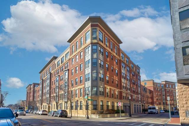 519 Harrison Ave D314, Boston, MA 02118 (MLS #72778841) :: The Gillach Group
