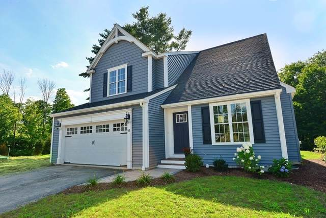 6 Cain Circle #6, Southborough, MA 01772 (MLS #72778842) :: DNA Realty Group
